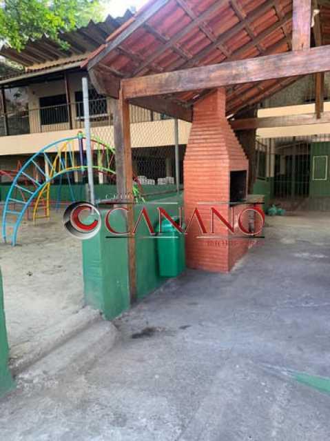 churrasqueira - Apartamento à venda Rua Moacir de Almeida,Tomás Coelho, Rio de Janeiro - R$ 135.000 - BJAP20864 - 15
