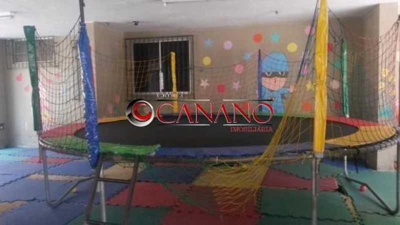 espaço kids - Apartamento à venda Rua Moacir de Almeida,Tomás Coelho, Rio de Janeiro - R$ 135.000 - BJAP20864 - 16