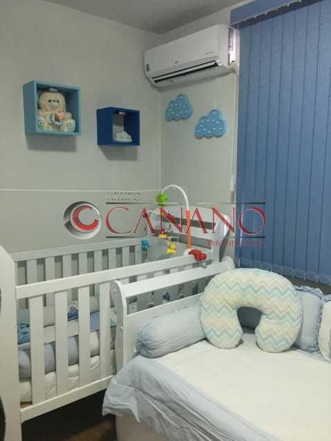 5 - Apartamento à venda Rua Cruz e Sousa,Encantado, Rio de Janeiro - R$ 185.000 - BJAP20865 - 11