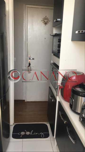 12 - Apartamento à venda Rua Cruz e Sousa,Encantado, Rio de Janeiro - R$ 185.000 - BJAP20865 - 18