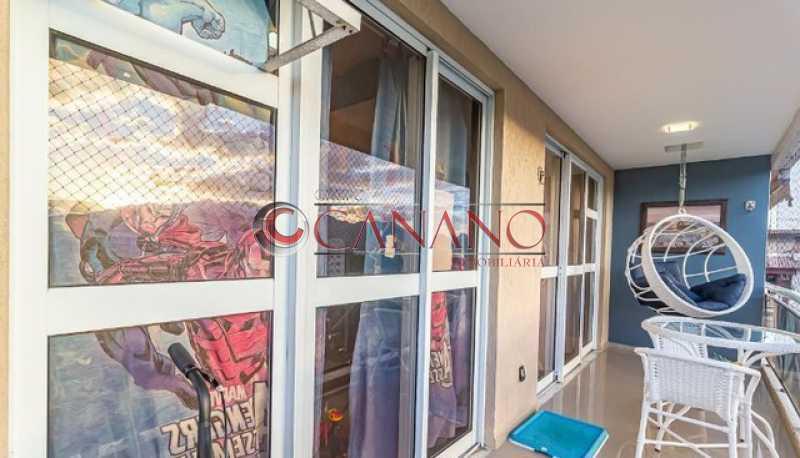 10 - Cobertura à venda Rua Professor Henrique Costa,Pechincha, Rio de Janeiro - R$ 775.000 - BJCO30031 - 11