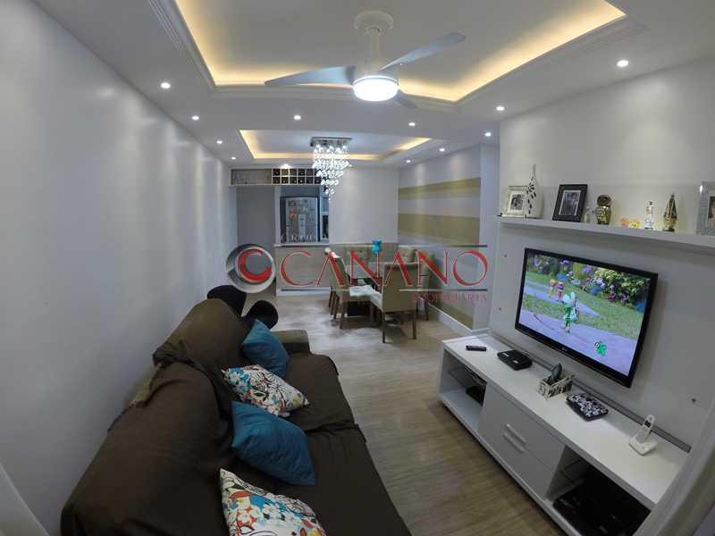001 - Apartamento 4 quartos à venda Jacarepaguá, Rio de Janeiro - R$ 445.000 - BJAP40013 - 1