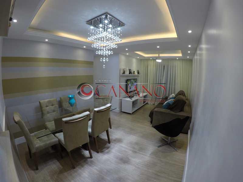 002 - Apartamento 4 quartos à venda Jacarepaguá, Rio de Janeiro - R$ 445.000 - BJAP40013 - 3