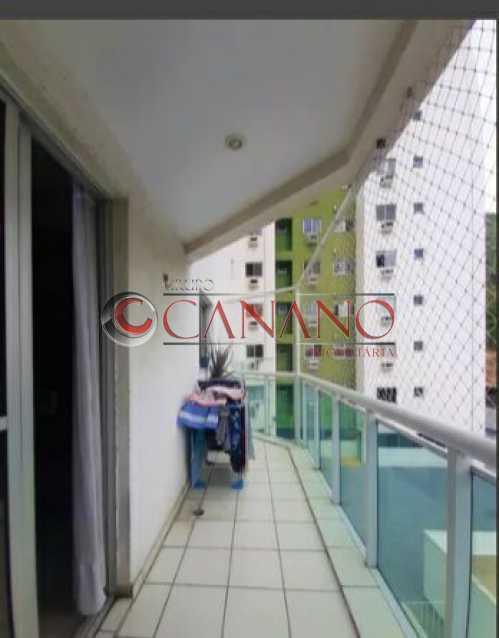 4 - Apartamento à venda Rua Eulina Ribeiro,Engenho de Dentro, Rio de Janeiro - R$ 260.000 - BJAP20874 - 4