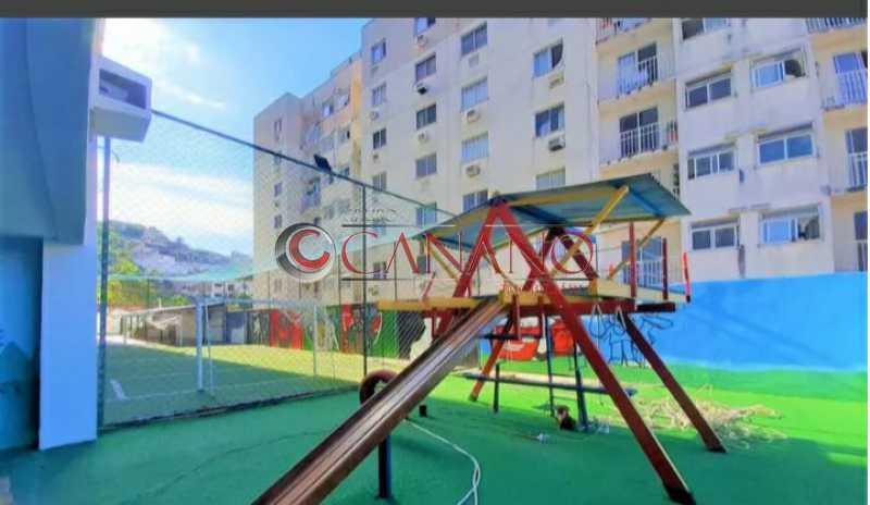 23 - Apartamento à venda Rua Eulina Ribeiro,Engenho de Dentro, Rio de Janeiro - R$ 260.000 - BJAP20874 - 25