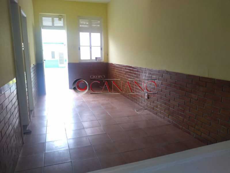 3a8c5ca6-b2ef-40bc-8b34-7db7a9 - Casa de Vila para alugar Rua Marechal Bittencourt,Riachuelo, Rio de Janeiro - R$ 1.300 - BJCV20039 - 3