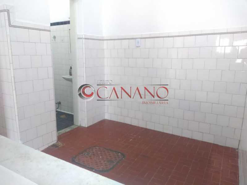 4ce3f95d-c3bc-47e8-bde1-878e65 - Casa de Vila para alugar Rua Marechal Bittencourt,Riachuelo, Rio de Janeiro - R$ 1.300 - BJCV20039 - 4