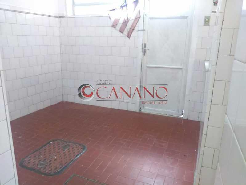 7adc4071-8e7d-4f0b-a3f9-703a54 - Casa de Vila para alugar Rua Marechal Bittencourt,Riachuelo, Rio de Janeiro - R$ 1.300 - BJCV20039 - 5