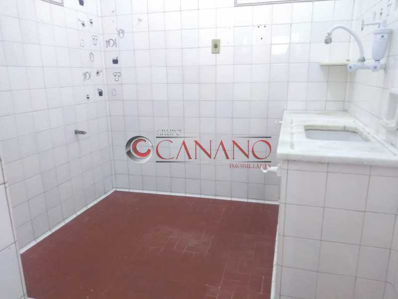 187ec9c8-31cf-41bb-ab2e-0b5d13 - Casa de Vila para alugar Rua Marechal Bittencourt,Riachuelo, Rio de Janeiro - R$ 1.300 - BJCV20039 - 10