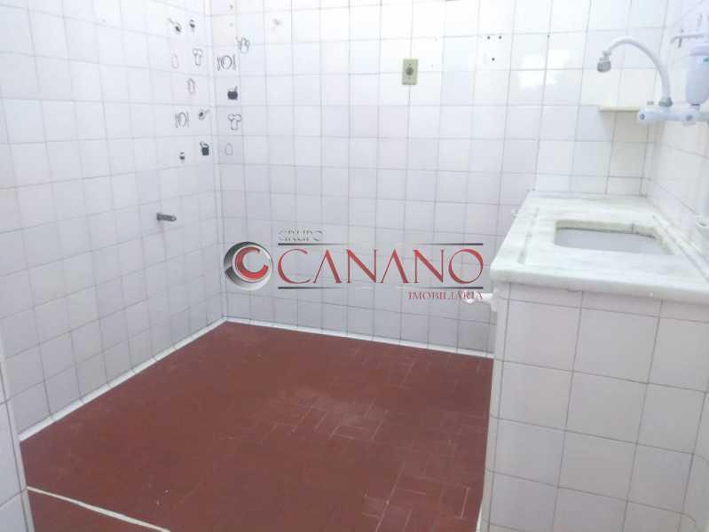 72611cf1-4c23-4d3b-ac11-a2a27b - Casa de Vila para alugar Rua Marechal Bittencourt,Riachuelo, Rio de Janeiro - R$ 1.300 - BJCV20039 - 14
