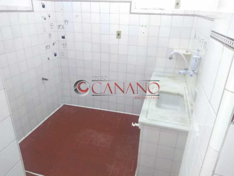 aa8939df-4b73-4182-b7c0-01b478 - Casa de Vila para alugar Rua Marechal Bittencourt,Riachuelo, Rio de Janeiro - R$ 1.300 - BJCV20039 - 18