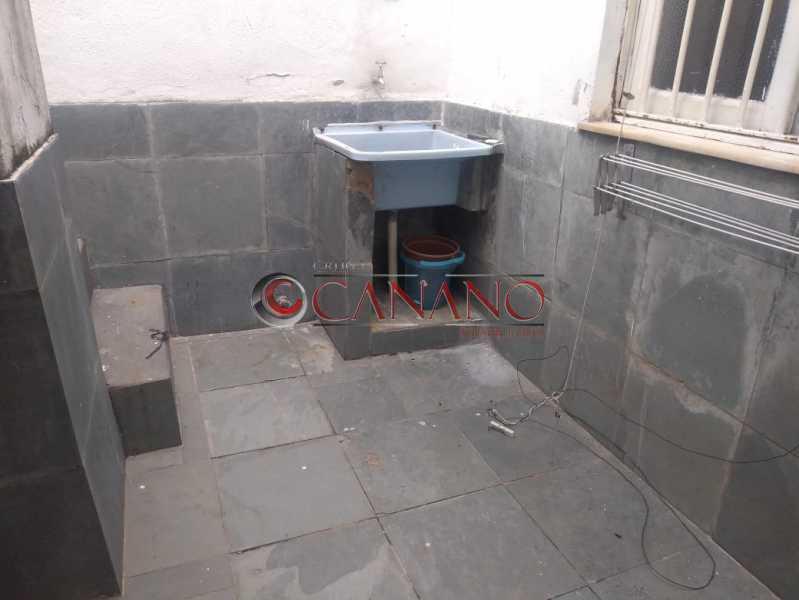fe05d22c-1bff-4ee3-aaa5-a17319 - Casa de Vila para alugar Rua Marechal Bittencourt,Riachuelo, Rio de Janeiro - R$ 1.300 - BJCV20039 - 26