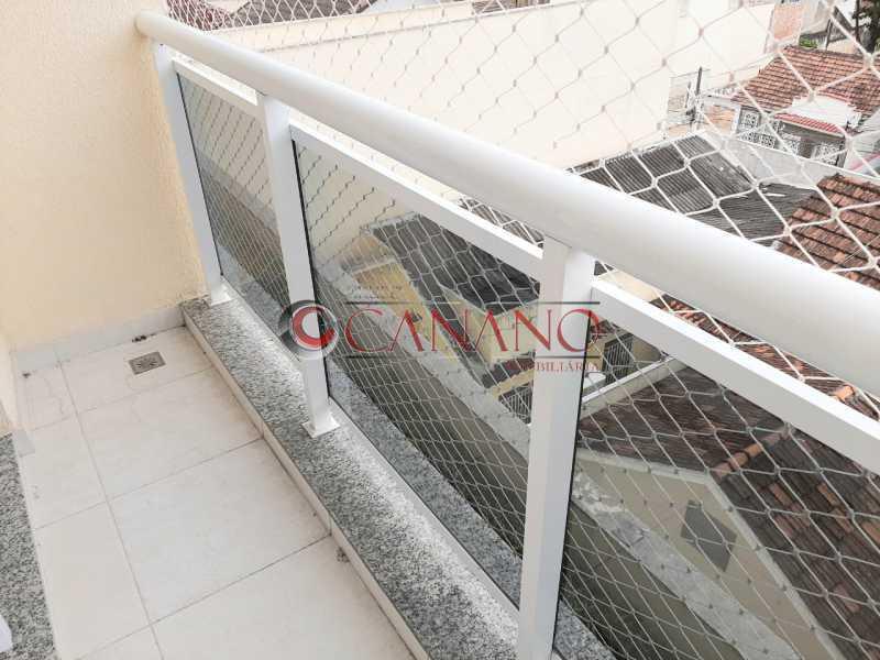 21 - Apartamento 3 quartos à venda Tijuca, Rio de Janeiro - R$ 860.000 - BJAP30261 - 22