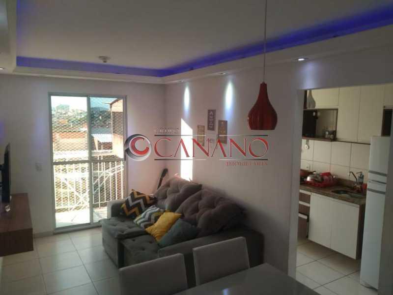1 - Apartamento à venda Estrada Coronel Vieira,Irajá, Rio de Janeiro - R$ 275.000 - BJAP30263 - 1
