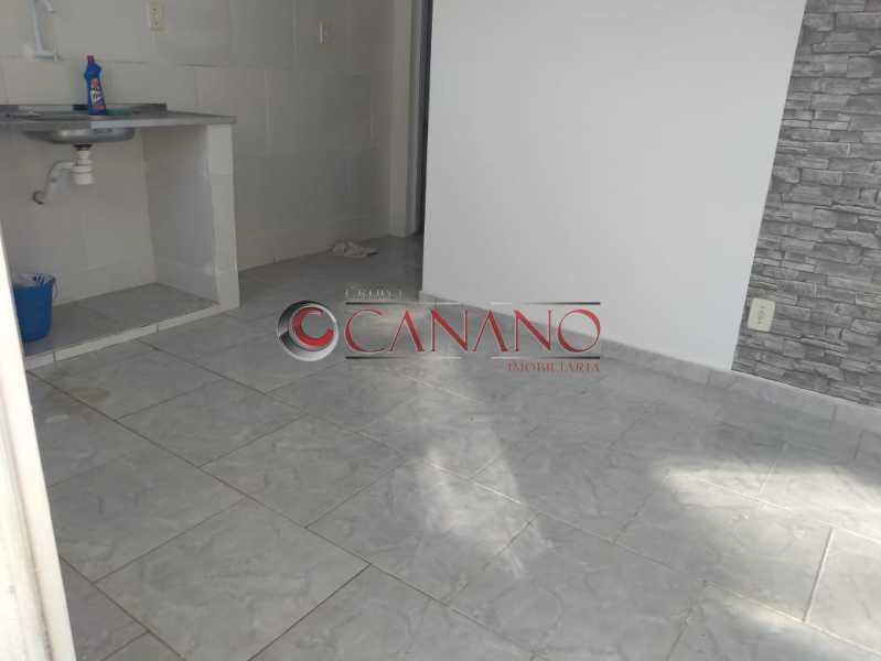 2 - Apartamento para alugar Rua Quaraim,Piedade, Rio de Janeiro - R$ 650 - BJAP10102 - 3