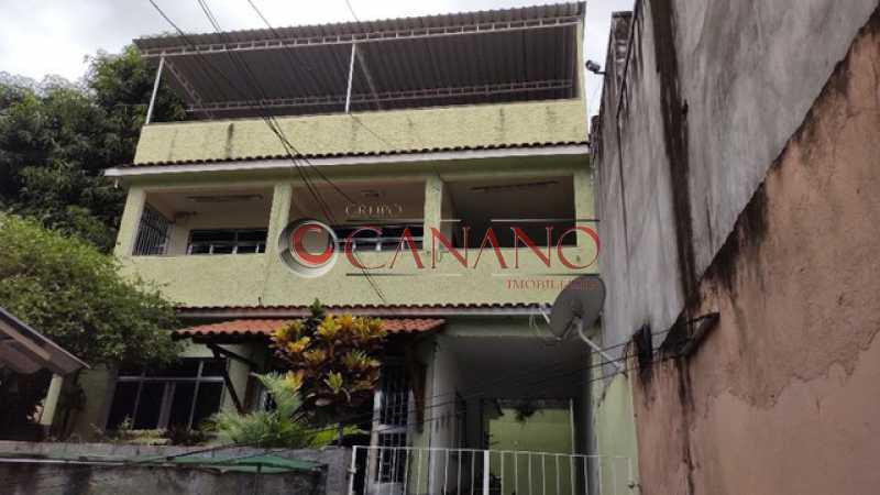 1 - Casa 2 quartos para alugar Braz de Pina, Rio de Janeiro - R$ 1.850 - BJCA20017 - 1
