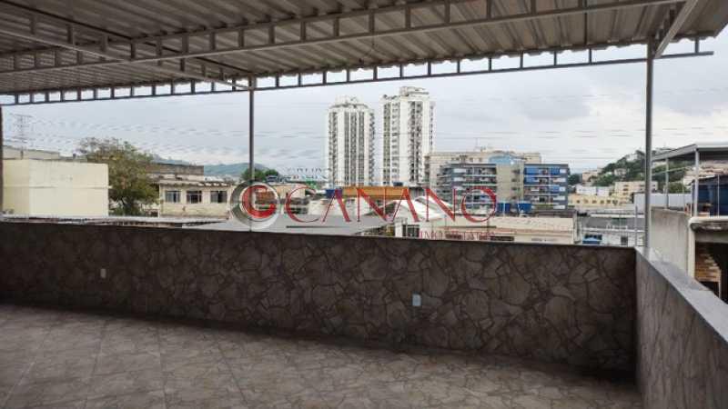 10 - Casa 2 quartos para alugar Braz de Pina, Rio de Janeiro - R$ 1.850 - BJCA20017 - 11