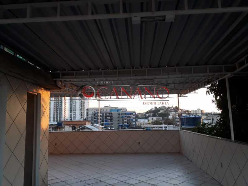 20 - Casa 2 quartos para alugar Braz de Pina, Rio de Janeiro - R$ 1.850 - BJCA20017 - 21