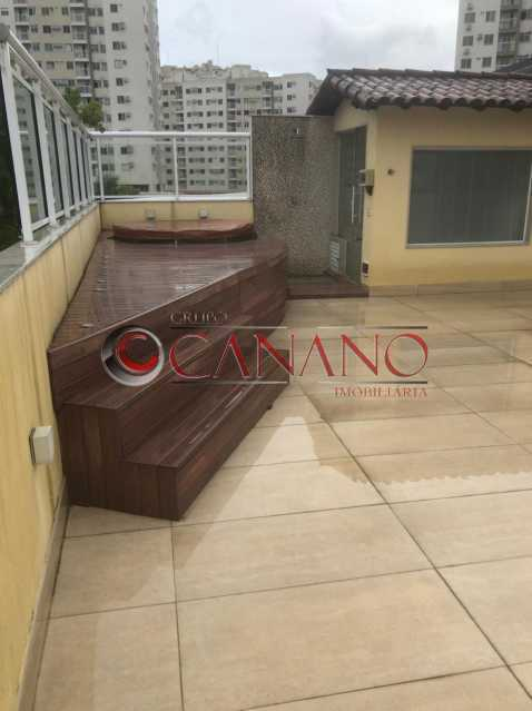 00699b7f-4363-44e0-88f3-d62d79 - Casa à venda Rua Francisco Medeiros,Higienópolis, Rio de Janeiro - R$ 850.000 - BJCA40020 - 23
