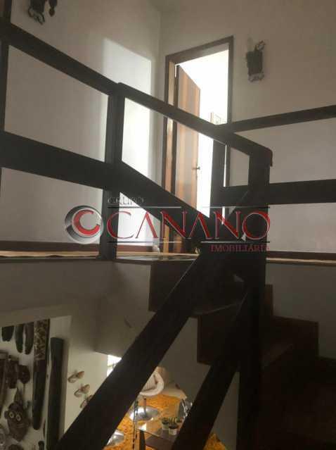 beca712e-b567-421e-86b8-a10aa0 - Casa à venda Rua Francisco Medeiros,Higienópolis, Rio de Janeiro - R$ 850.000 - BJCA40020 - 20