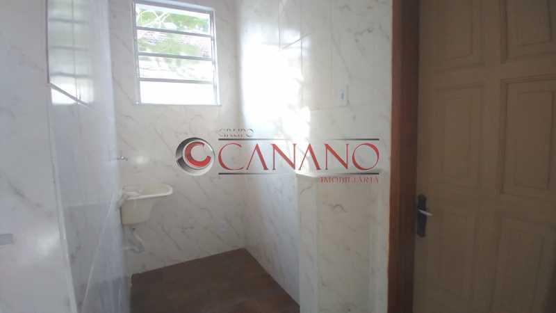 13 - Casa de Vila para alugar Travessa Cerqueira Lima,Riachuelo, Rio de Janeiro - R$ 1.300 - BJCV20042 - 14