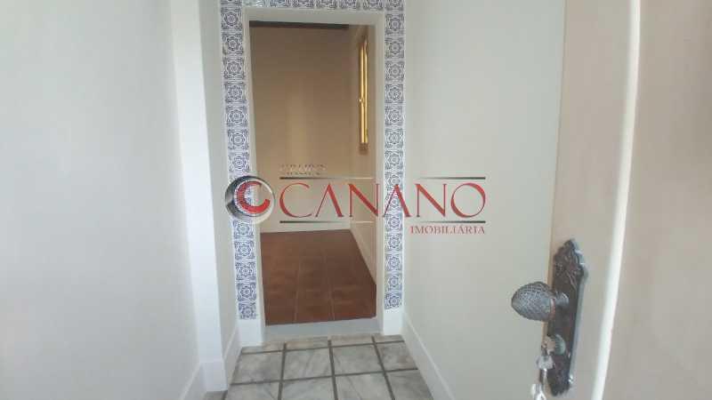 3 - Casa de Vila para alugar Travessa Cerqueira Lima,Riachuelo, Rio de Janeiro - R$ 1.300 - BJCV20042 - 4