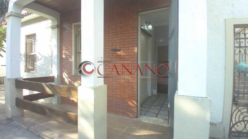 1 - Casa de Vila para alugar Travessa Cerqueira Lima,Riachuelo, Rio de Janeiro - R$ 1.300 - BJCV20042 - 1