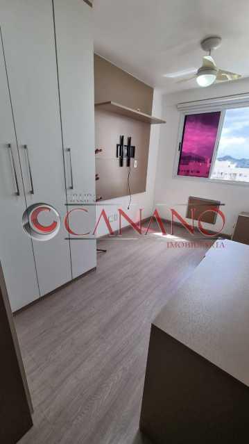 2 - Apartamento à venda Estrada Adhemar Bebiano,Del Castilho, Rio de Janeiro - R$ 360.000 - BJAP20915 - 3