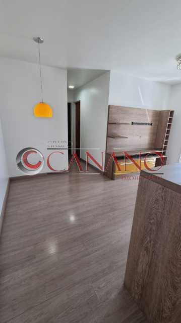 6 - Apartamento à venda Estrada Adhemar Bebiano,Del Castilho, Rio de Janeiro - R$ 360.000 - BJAP20915 - 7