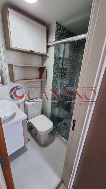 12 - Apartamento à venda Estrada Adhemar Bebiano,Del Castilho, Rio de Janeiro - R$ 360.000 - BJAP20915 - 13