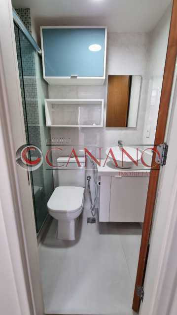 13 - Apartamento à venda Estrada Adhemar Bebiano,Del Castilho, Rio de Janeiro - R$ 360.000 - BJAP20915 - 14