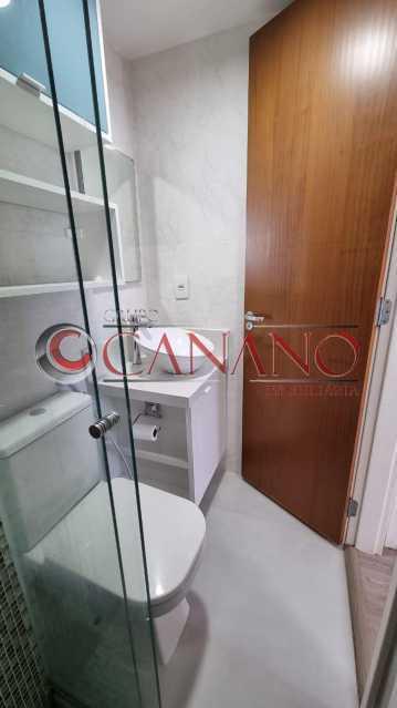 14 - Apartamento à venda Estrada Adhemar Bebiano,Del Castilho, Rio de Janeiro - R$ 360.000 - BJAP20915 - 15