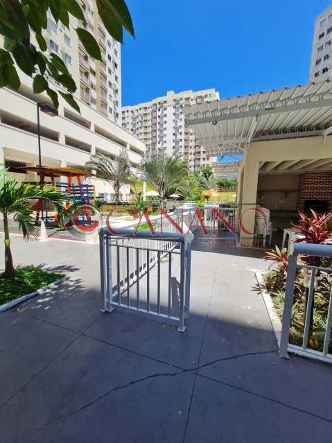 1 - Apartamento à venda Estrada Adhemar Bebiano,Del Castilho, Rio de Janeiro - R$ 360.000 - BJAP20915 - 1