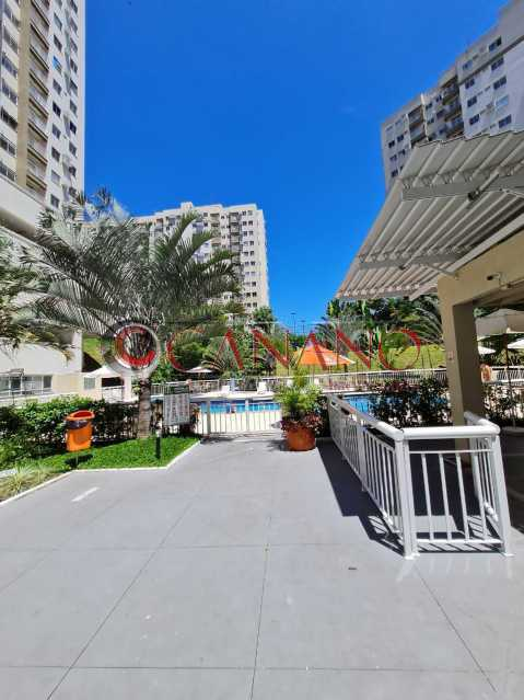20 - Apartamento à venda Estrada Adhemar Bebiano,Del Castilho, Rio de Janeiro - R$ 360.000 - BJAP20915 - 21