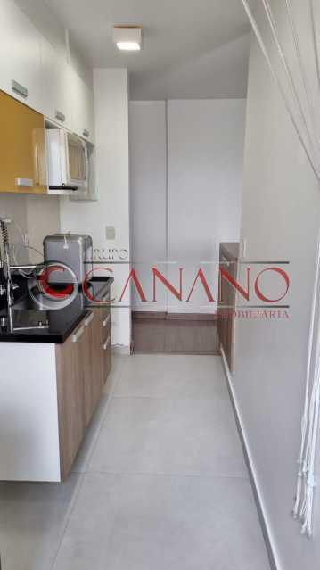 9 - Apartamento à venda Estrada Adhemar Bebiano,Del Castilho, Rio de Janeiro - R$ 360.000 - BJAP20915 - 10