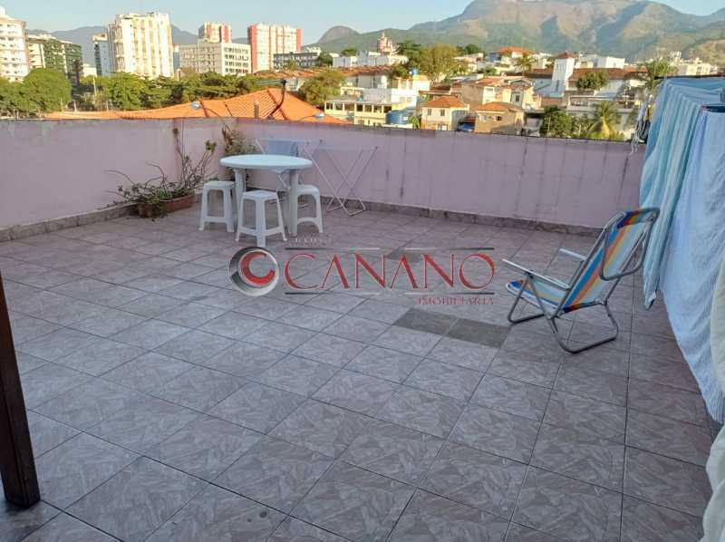 33 - Casa de Vila à venda Rua Arquias Cordeiro,Méier, Rio de Janeiro - R$ 510.000 - BJCV30027 - 13