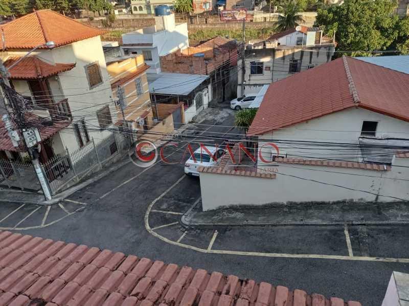 34 - Casa de Vila à venda Rua Arquias Cordeiro,Méier, Rio de Janeiro - R$ 510.000 - BJCV30027 - 3