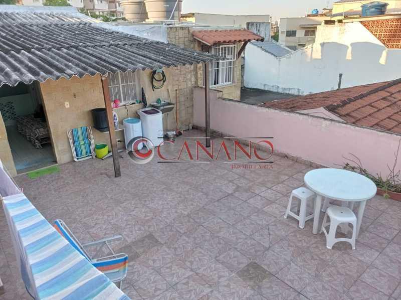 35 - Casa de Vila à venda Rua Arquias Cordeiro,Méier, Rio de Janeiro - R$ 510.000 - BJCV30027 - 4