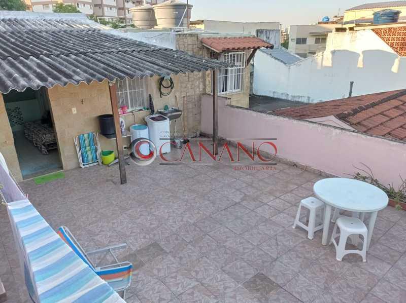 36 - Casa de Vila à venda Rua Arquias Cordeiro,Méier, Rio de Janeiro - R$ 510.000 - BJCV30027 - 5