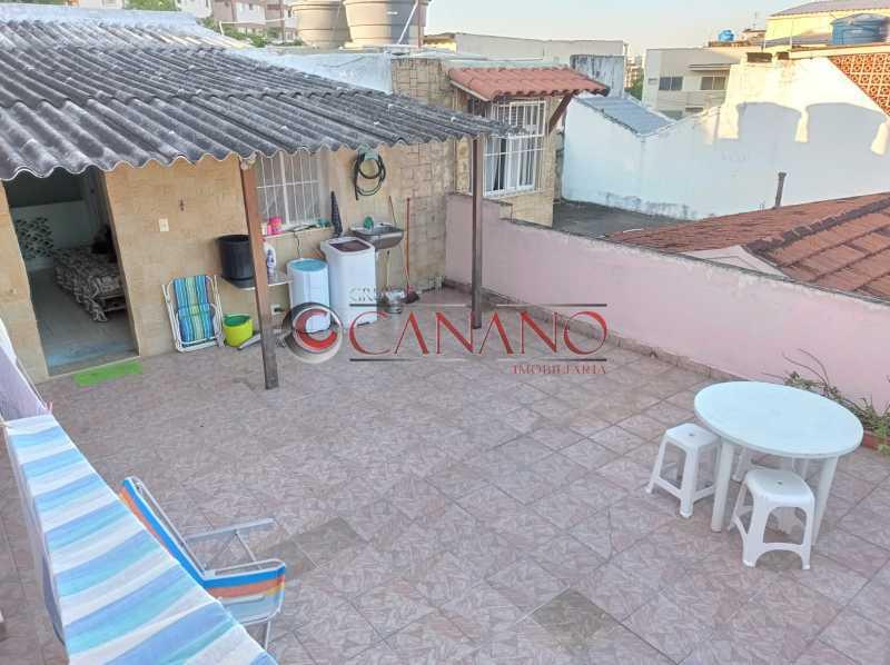 37 - Casa de Vila à venda Rua Arquias Cordeiro,Méier, Rio de Janeiro - R$ 510.000 - BJCV30027 - 14