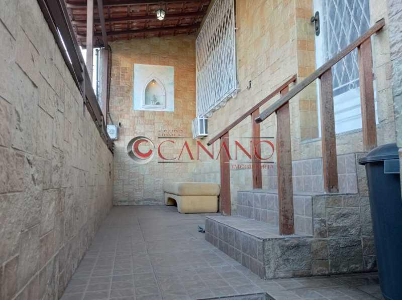 2 - Casa de Vila à venda Rua Arquias Cordeiro,Méier, Rio de Janeiro - R$ 510.000 - BJCV30027 - 15