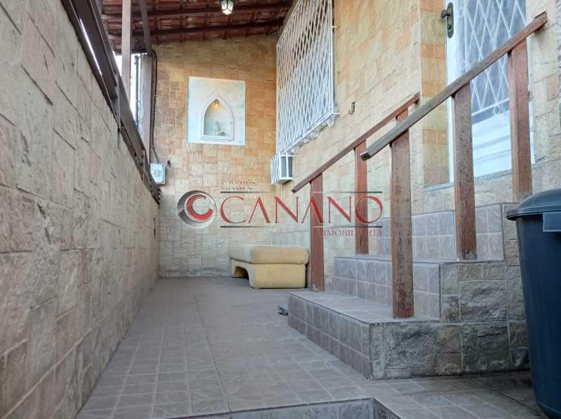 3 - Casa de Vila à venda Rua Arquias Cordeiro,Méier, Rio de Janeiro - R$ 510.000 - BJCV30027 - 16