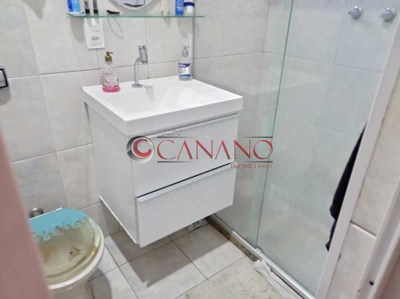 11 - Casa de Vila à venda Rua Arquias Cordeiro,Méier, Rio de Janeiro - R$ 510.000 - BJCV30027 - 23