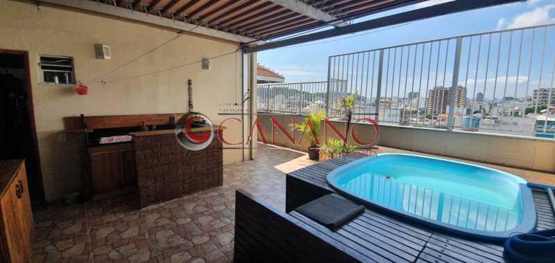 25. - Cobertura 3 quartos à venda Vila Isabel, Rio de Janeiro - R$ 800.000 - BJCO30034 - 6