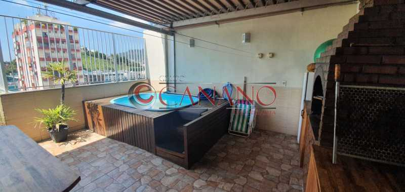 22. - Cobertura 3 quartos à venda Vila Isabel, Rio de Janeiro - R$ 800.000 - BJCO30034 - 3