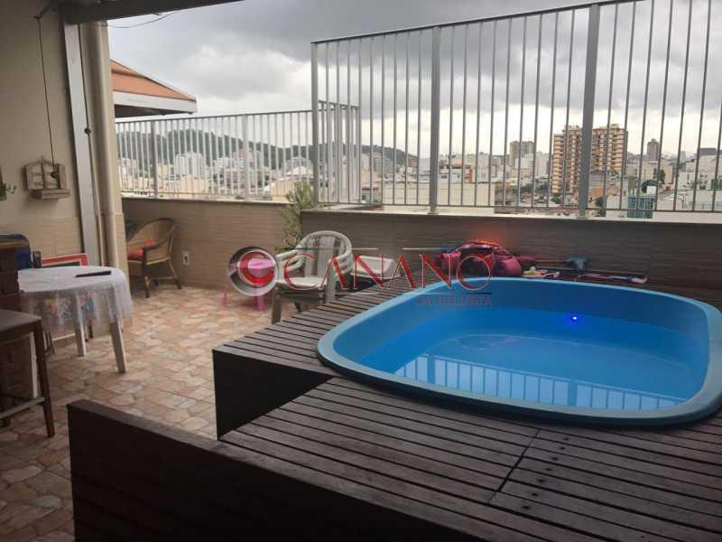 13. - Cobertura 3 quartos à venda Vila Isabel, Rio de Janeiro - R$ 800.000 - BJCO30034 - 1