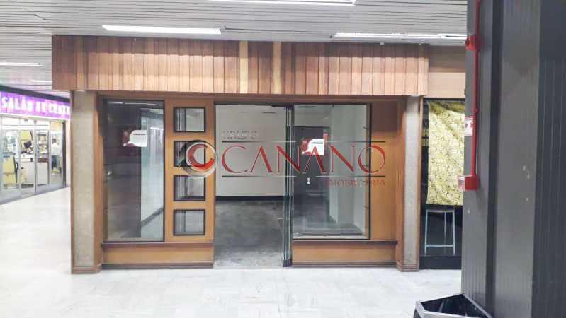 LOCAÇÃO – LOJA – CENTRO - LOJA DE FRENTE NO EDIFÍCIO SHOPPING CENTRAL - BJLJ00017 - 4