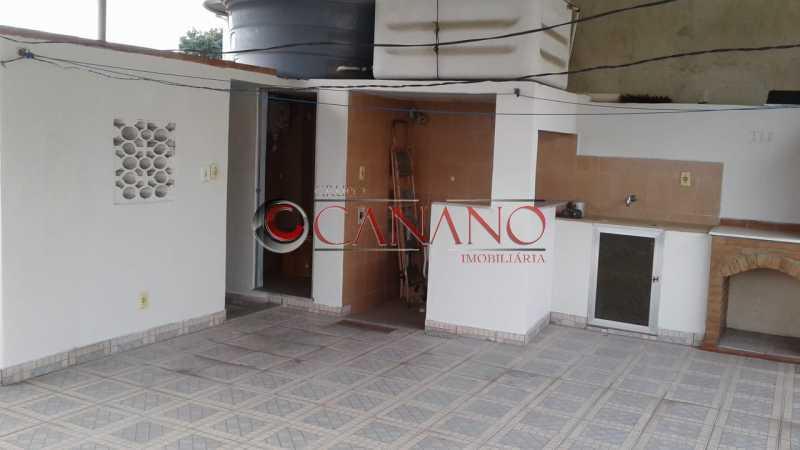 20 - Casa de Vila à venda Rua Honório,Cachambi, Rio de Janeiro - R$ 320.000 - BJCV30028 - 3
