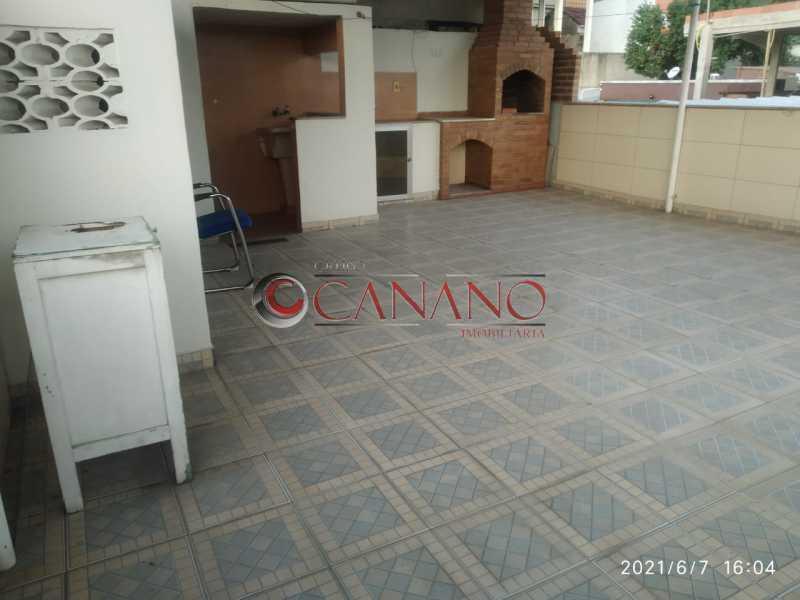 21 - Casa de Vila à venda Rua Honório,Cachambi, Rio de Janeiro - R$ 320.000 - BJCV30028 - 4