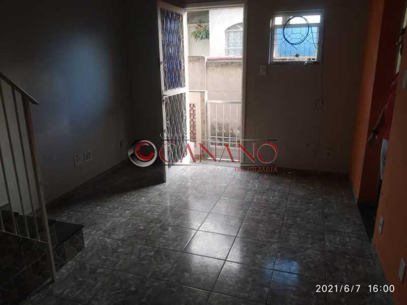 2 - Casa de Vila à venda Rua Honório,Cachambi, Rio de Janeiro - R$ 320.000 - BJCV30028 - 6